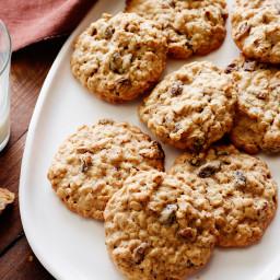 Raisin Pecan Oatmeal Cookies