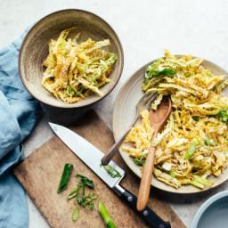 Ramen Coleslaw/Cabbage Salad