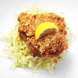Ramen-Crusted Fried Chicken Recipe