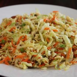 Ramen Chicken Cabbage Salad