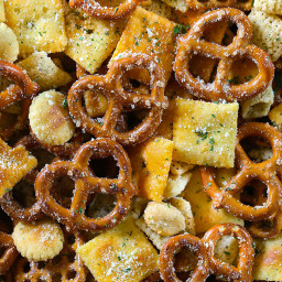 Ranch Chex Mix Snack