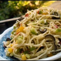 Ranch Picnic Pasta Salad