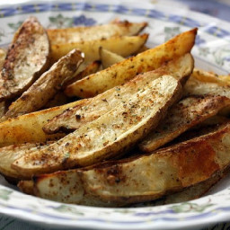 Randi's Greek Oven Fries * (potatoes)