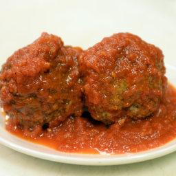 Rao's Meatballs With Marinara Sauce