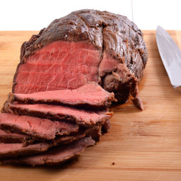Rare Roast Beef Tenderloin