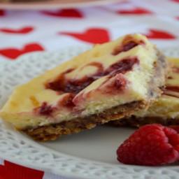 Raspberry Cream Cheese Bars