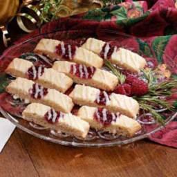 Raspberry Ribbons Recipe