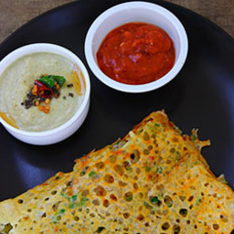 Rava Dosa - Crispy and spicy instant Rava dosa recipe