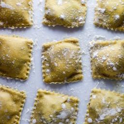 Ravioli (Dough and Choice of 4 Fillings)