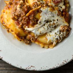 Ravioli Lasagna!