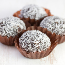 Raw Cacao Truffles - Kimberly Snyder