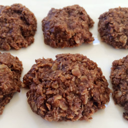 Raw Chocolate Macaroons