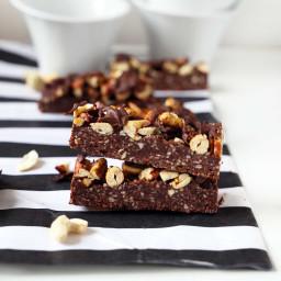 Raw Chocolate Protein Bar