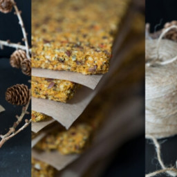Raw Seed Flatbread/Crackers