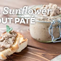 Raw Sunflower Sprout Pâté