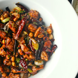 Real Deal Kung Pao Chicken Recipe