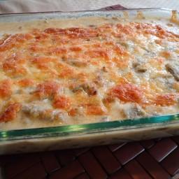 Real Food Green Bean Casserole (a Make-Ahead Dish)