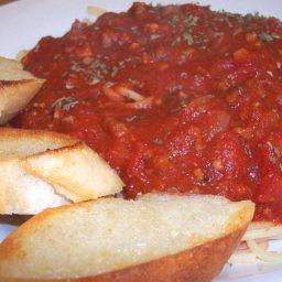 Real Italian Spaghetti Sauce