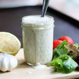 Real Simple Creamy Parmesan Salad Dressing Recipe