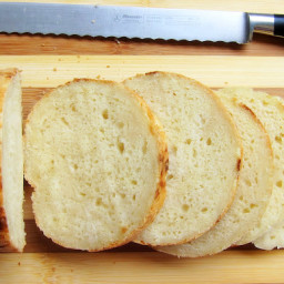 REAL White Savory Bread