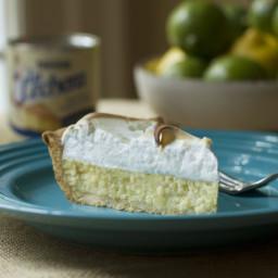 Receta: tarta o pie de limón con merengue