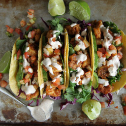 Recipe: Chipotle Shrimp Tacos