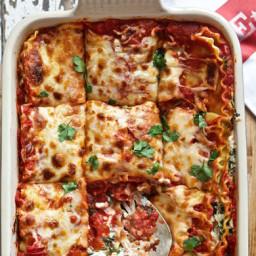 Recipe: Family Favorite Vegetarian Lasagna