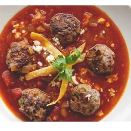 Recipe for: Albondigas (Meatball Soup)