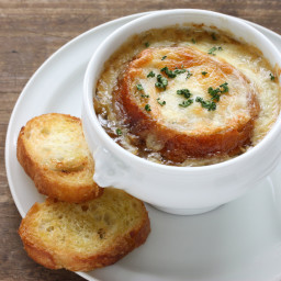 Recipe: French Onion Soup