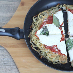 Recipe: Gluten-Free Margherita Spiralized Pizza