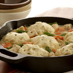 Recipe Inspirations Country Herb Chicken and Dumplings