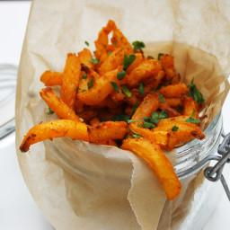 Recipe: Kohlrabi french fries