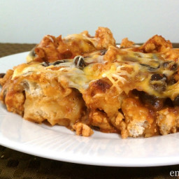 Recipe Makeover: Bubble Up Enchilada Casserole