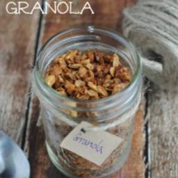 RECIPE: Perfect Homemade Granola