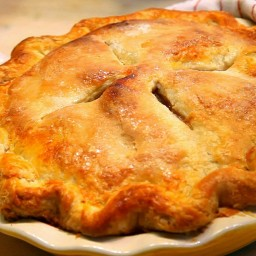 Recipe: Wine Country Apple Pie with Flaky Crust