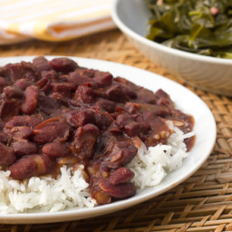 Red Beans and Rice Pressure Cooker Recipe