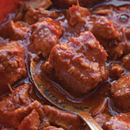 Red Chile and Pork Stew (Carne Adobada)