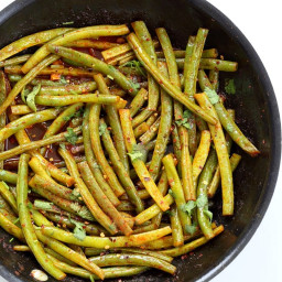 Red Curry Green Beans