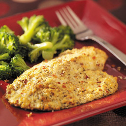 Red Pepper and Parmesan Tilapia Recipe