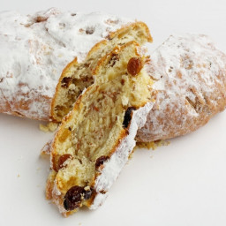 Red Truck Bakery's Almond Stollen