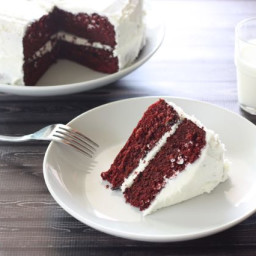 Red Velvet Amish Friendship Bread (With Pudding Mix)