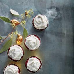 Red Velvet Beet Cupcakes