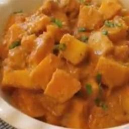 Red Curry Butternut Squash