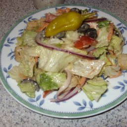 Reduced Fat & Calorie Creamy Italian Dressing