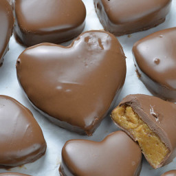 Reese's Peanut Butter Valentine's Heart