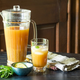 Refreshing Fruit Tea Recipe