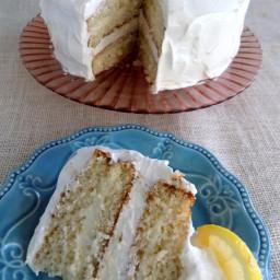 Refreshing Lemon Icebox Cake