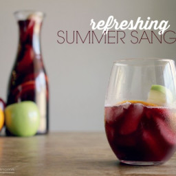 Refreshing Summer Sangria