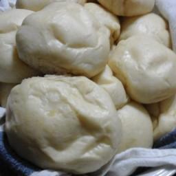 Refrigerator Potato Rolls