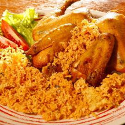 Resep Ayam Penyet Vegetarian